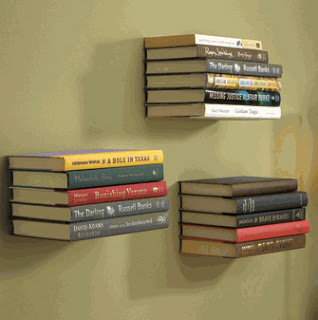 Book end Shelf